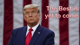 Donald John Trump - The Best is yet to come