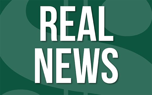 Real News for real People-Echte Nachrichten fur echte Menschen-Donald Trump-Keine No Fake News