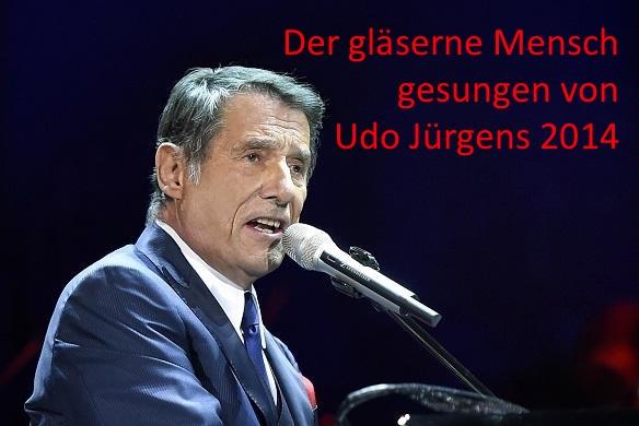 Udo Jürgens - Der gläserne Mensch