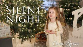 Silent Night Claire Ryann Jesus Christ Christmas