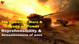The Third Testament Chapter 51-2-Powerful Rulers Wars Abuse of Power-Senselessness of Wars-World War 2