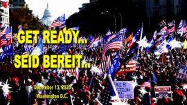 Washington DC December 13 2020-Are you ready-Seid ihr bereit-Donald Trump
