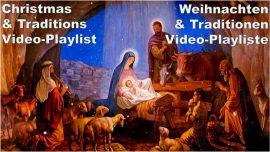 Weihnachten Geburt von Jesus Christus-Christmas Birth of Jesus Christ-Videos