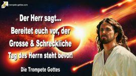 2005-01-26 - Der Grosse und Schreckliche Tag des Herrn steht bevor-Die Trompete Gottes Jesus Christus