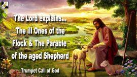 2010-06-05 - Ill Sick Sheep of the Flock-Aged Shepherd-Trumpet Call of God Jesus Christ