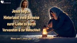 2018-10-11 - Liebesbeweise hinterlassen fur Freunde-Familie-Verwandte-Menschheit-Liebesbrief von Jesus Christus