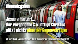 Himmelsgaben durch Jakob Lorber Jesus Christus lebendig im Herzen Liebe Glaube