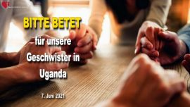 2021-06-07 - Uganda Lockdown Deutsch
