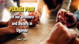 2021-06-07 - Uganda Lockdown English
