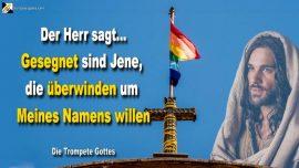 2006-11-09-Uberwinden um Meines Namens willen-Antwort an Pfarrer-Ist Homosexualitat Sunde-Trompete Gottes