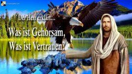 2021-09-15 TC Was ist Gehorsam-Was ist Vertrauen in Jesus Christus-Worte der Weisheit-Die Trompete Gottes