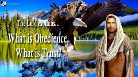 2021-09-15 TC What is Obedience-What is Trust in Jesus Christ-Words of Wisdom-Trumpet Call of God