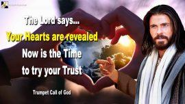 2011-02-28 Hearts revealed-Let go of Teachers Leaders-Try Test Trust Faith-Trumpet Call of God Jesus Christ-1280