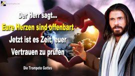 2011-02-28 Herzen offenbart-Lehrer Fuhrer loslassen-Vertrauen testen-Die Trompete Gottes Jesus Christus-1280