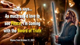 2021-10-21 - Peace among Men-Knowledge Word of God-Sword of Truth-Love Letter from Jesus Christ-1280