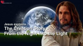 Secrets of Creation thru Gottfried Mayerhofer-Jesus Christ-What is the Meaning of the Creation Story
