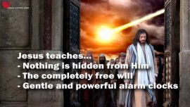The Great Gospel of John Jakob Lorber Jesus Christ-Nothing is hidden-Free Will-Awakener Alarm Clock-Prophets